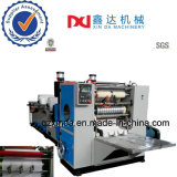 Automatic Embossed Interfold Face Paper Facial Tissue Machine Equipment Price