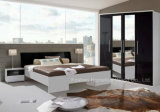 New Design Modern Bedroom Furniture Set (HF-EY097)
