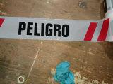 Huincha Peligro 500 Metros PE Warning Tape (CC-WT001)