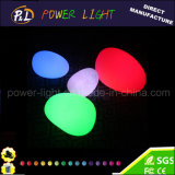 Garden Decorative Color Changing Solar Light LED Stone Light