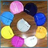 Professional New Waterproof Swimcap Silicone Swim Cap