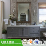 Great Craftsmanship High-End Solid Wood Bathroom Furniture