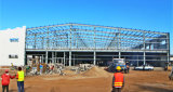 Steel Structure Shed Prefabricate Building Project