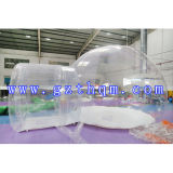 The New Style of The 2 Room Camping Bubble Tent/Transparent Bubble for Outdoor