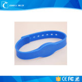 Adjustable Water Resistant Silicone Ntag213 Wristband