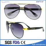 2017 Classic Metal Eyewear Frame Mirror Lens Sunglasses
