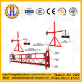 Zlp630 Suspended Platform Rated Speed 9.0m / Min