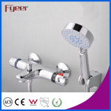 Fyeer Hot Sale Solar System Thermostatic Shower Mixer with Diverter