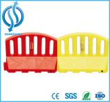 White/ Yellow/ Red Security Fence Water Filled Traffic Barrier