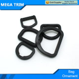 Multiple Plastic D Ring for Bag