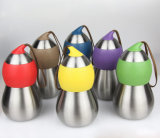 Creative Personality Double Stainless Steel Insulation Gourd Cups