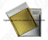 Custom Printing Silver Metallic Foil Bubble Mailer