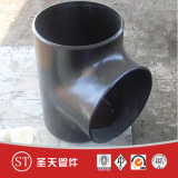 Alloy Steel Reducing Pipe Fitting Tee