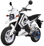 2000W Electric Motorcycle Big Power Center Motor Chain Drive