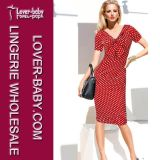 Fashion Sexy Dress Woman Clothing (L36039-2)