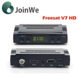 Freesat V7 DVB-S2 Satellite Receiver FTA Set Top Box 32MB