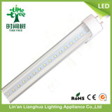 10W 12W 3014 SMD Transparent T8 LED Tube Light with Aluminum