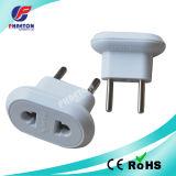 2 Pin Round to 2 Pin Power Adaptor Plug