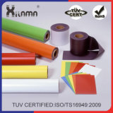 Flexible Colorful Adhesive Rubber Fridge Magnet Roll for Sale