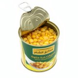 Sweet Corn in Tin with High Quality