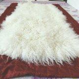 Tibet Sheep Fur Skin Sheep Fur Plate for Grament