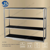 Factory Supply High Quality 304 Stainless Steel Shelf for Kitchen Hotel Living Room