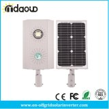 10W/20W/30W/40W/50W/60W Wireless Smart Integrated Solar LED Street Light