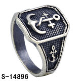 Factory Wholesale 925 Steling Silver Ring for Men.