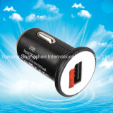 High Quality Auto Universal Dual USB Car Charger for iPad and for Mobile Phone
