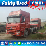 Low Price Used 375HP Sinotruck HOWO Truck Head for Sale