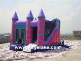 Outdoor Inflatable Jumping Bouncer with Slide Combo