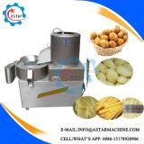 Combined Together Potato Washing Peeling Slicer Machine