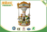 Factory Wholesale Indoor 3player Mini Carousel for Kids Fun
