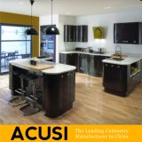 Wholesale Modern Island Style Lacquer Kitchen Cabinets (ACS2-L44)