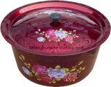 Washing Bowl with Colorfull Powder Coated Painting Finish