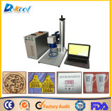 3D 20W 10W Fiber Laser Marking Cup/Package/Box Solution 100*100mm