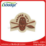 Soft PVC Pin 3D Logo with Safety Pin