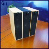 2016 Mini Stereo Bluetooth Handsfree Wooden Home 2.1 Wholesale Wireless Speaker