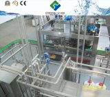 Factory Price Electrical Control Juice Washing Bottling Capping Device