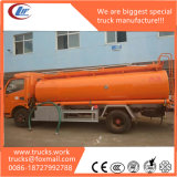 6m3 5mt Liquid Fuel Tanker Oil Road Tank Truck to Kyrghyzstan
