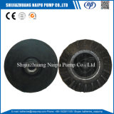 Horizontal Centrifugal Slurry Pump Rubber Impeller