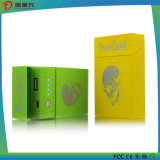 5200mAh Cigarette Case Power Bank with Rubber Oil Covered (PB1423)