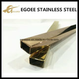 Big Size Stainless Steel Rectangular Pipe for Decotions