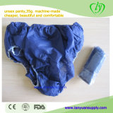 Adult Disposable Underwear Men Large Navy