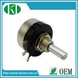 Ra28 10k Ohm 1.5W Single Turn Wirewound Potentiometer Adjustable Resistance