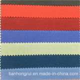 Fr Cotton Fabric Oil Gas Uniform Oilproof Waterproof Fabric