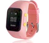 Kids Tracker Smart Wrist Watch with GPS & GSM System