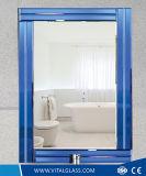 Frame Silver/Aluminium/Decorative Copper Free Mirror with Ce