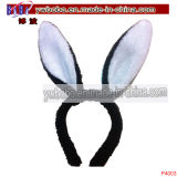 Hair Jewelry Rabbit Ears Headband Hair Band Party Supply (P4003)