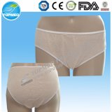 Good Quality Disposable Cotton Underwear 2015
